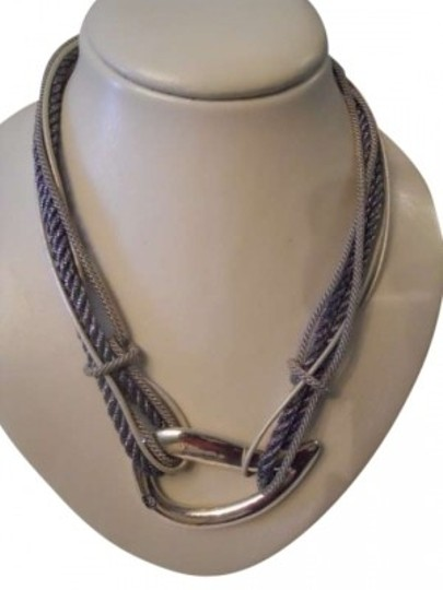 Preload https://item5.tradesy.com/images/chico-s-silver-cord-necklace-136464-0-0.jpg?width=440&height=440
