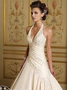 Sophia Tolli Y1831 - Daphne Wedding Dress