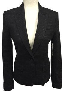 Theory Dark Charcoal Blazer