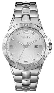 Timex Timex T2P270 Men's Quartz Silver Analog Watch
