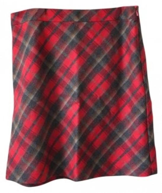 American Eagle Outfitters Skirt Red