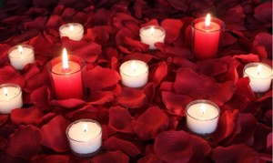 500x Hot Red Silk Rose Petal More Color Available Centerpieces Table Tap Party Wedding Cake Runner Aisle