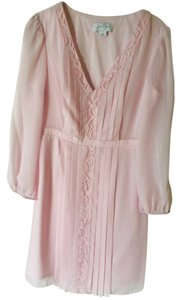 Jessica Simpson short dress PINK PINK on Tradesy