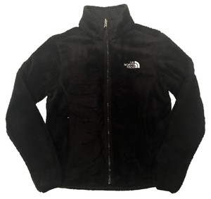 The North Face Osito Fleece Black Jacket