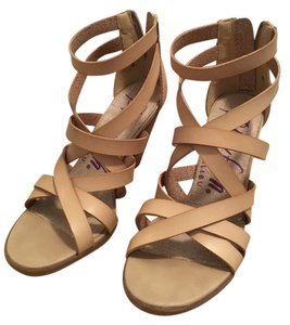 Blowfish Malibu Strappy nude Sandals