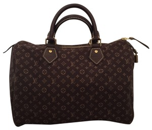 Louis Vuitton Handbag Speedy Ebene Tote Hobo Bag