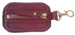 Marc Jacobs Marc Jacobs coin purse - pouch - magenta leather