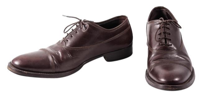 Item - Brown Leather Mens Formal Shoes Size US 9.5 Regular (M, B)