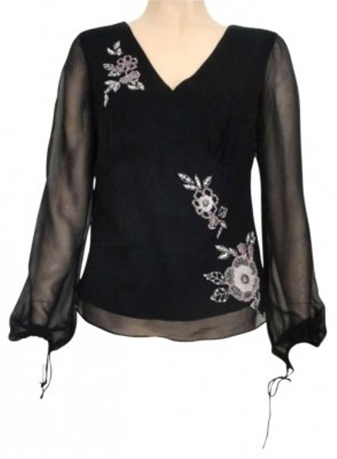 Preload https://item5.tradesy.com/images/carole-little-black-silk-small-embroidered-and-beaded-blouse-size-4-s-136504-0-0.jpg?width=400&height=650