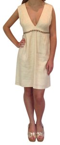 Melissa Odabash short dress Beige on Tradesy