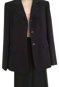 Kasper Kasper Navy Career Suit - Size 6