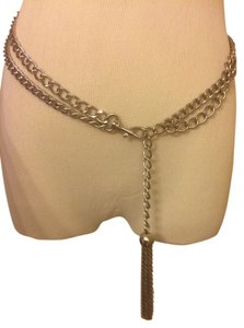 A|X Armani Exchange Chain/belt woth tessels, A/X on the ball of belt