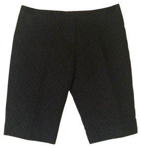 Trina Turk Walking Size 0 Bermuda Shorts Black