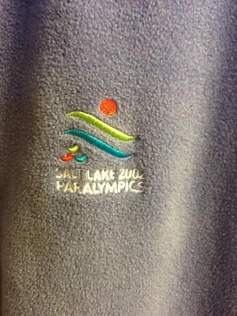 Marker Salt Lake City Paralympics 2002 Sleeveless Limited Edition Vest