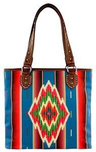 Montana West Striped Serape Shoulder Bag