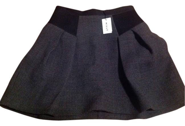 Milly Skirt Charcoal