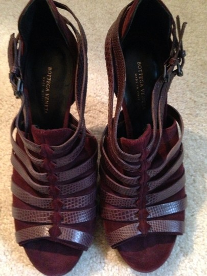 Bottega Veneta Deep Purple Boots
