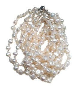 Ross-Simons Cultured Pearl Bracelet