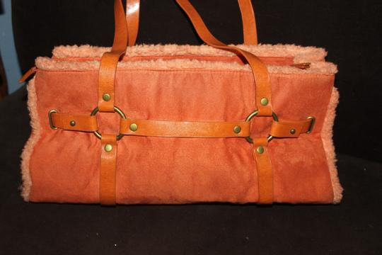 Other Satchel in BURNT ORANGE