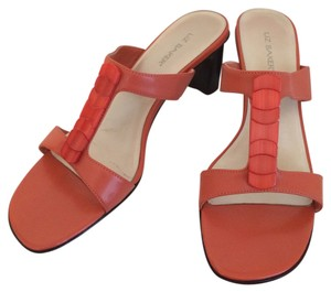 Liz Baker Size 9m(b) China Coral Sandals