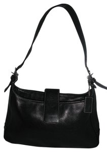 Coach Leather Hampton 7789 Shoulder Bag