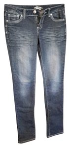 Do Denim New York Straight Leg Jeans-Medium Wash