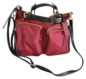 Steven by Steve Madden Satchel in Magenta
