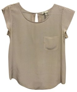 Joie Top Beige