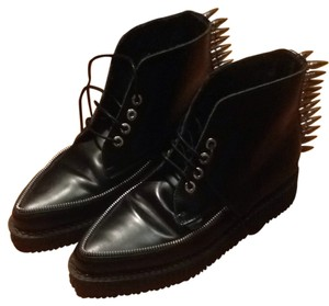 Original Underground Studded Studs Creeper Black Boots