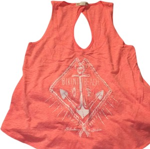 Billabong Top Orange