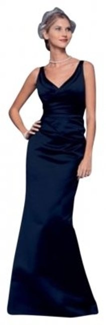 Preload https://item5.tradesy.com/images/bill-levkoff-euro-navy-526-new-unworn-with-tags-extra-length-satin-long-formal-dress-size-10-m-136589-0-0.jpg?width=400&height=650
