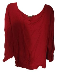 Sam & Lavi Longsleeve Top Red
