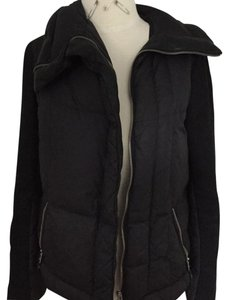 AllSaints Short Puffy Coat