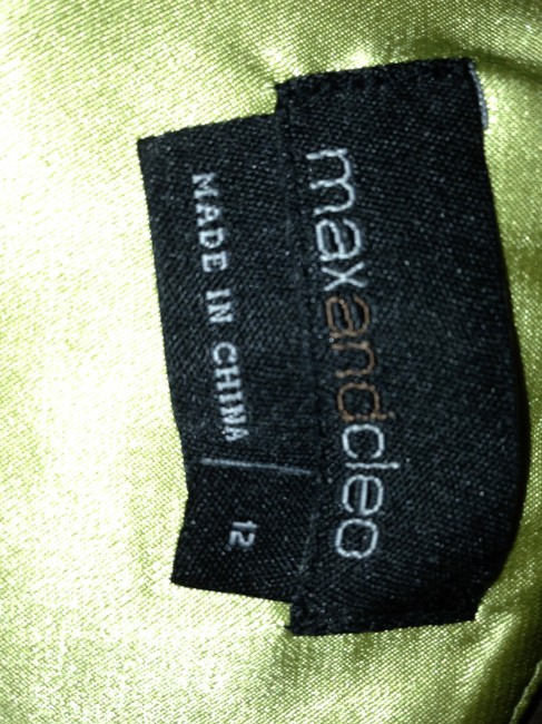 Max and Cleo Size 12 Dress