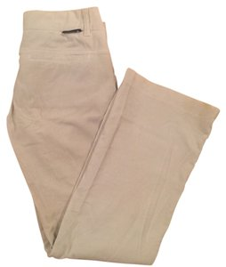 Billy Blues Boot Cut Pants Off White