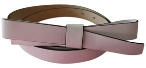Kate Spade White Bow Belt