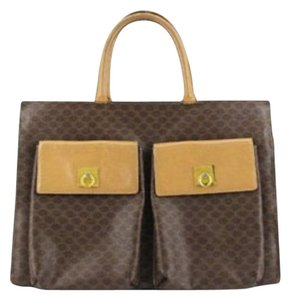 Céline Tote in brown