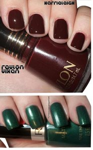 Other REVLON VIXEN + Matte Suede EMERALD CITY