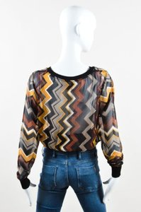Missoni for Target Brown Sweater