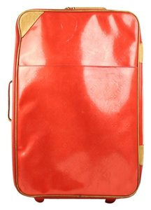 Louis Vuitton Rolling Luggage Zephyr red Travel Bag