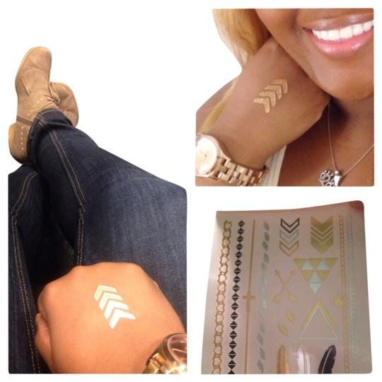 Other Gold Flash Tattoos
