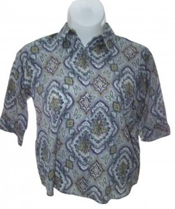 BonWorth Button Down Shirt MULTI COLOR