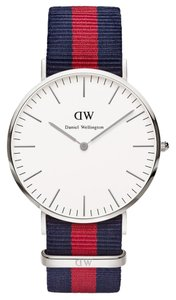 Daniel Wellington Daniel Wellington Male Classic Oxford Watch 0201DW Silver