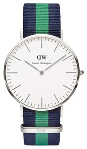 Daniel Wellington Daniel Wellington Male Warwick Watch 0205DW Silver