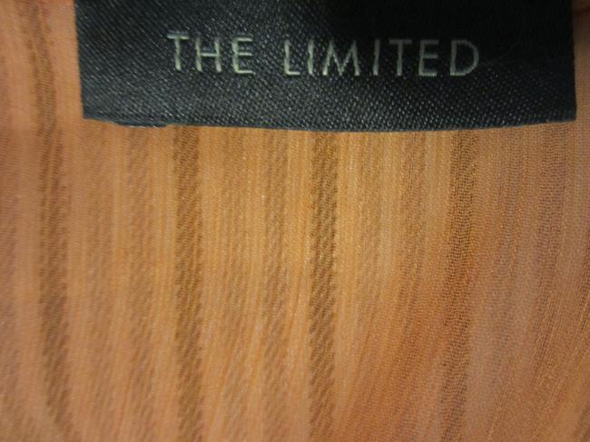 The Limited Top Orange