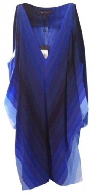 Preload https://item4.tradesy.com/images/bcbgmaxazria-blue-midnight-purple-and-black-or-cute-top-over-jeans-mini-night-out-dress-size-0-xs-13673-0-0.jpg?width=400&height=650