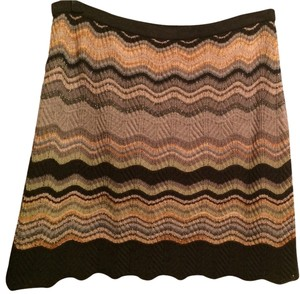 M Missoni Mini Skirt Multi Color