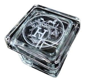 Hermès Candle Votiv Glass Box 201454 HTL137