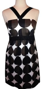 Banana Republic Halter Polka Dot Size 8 Dress