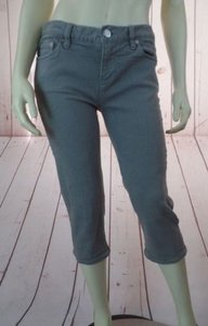 J.Crew Cropped 27 Matchstick Style Spandex Stretch Jeans Sexy Pants